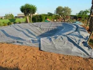 Impermeabilizacion epdm aislamiento celulosa insuflada for Como hacer una piscina ecologica