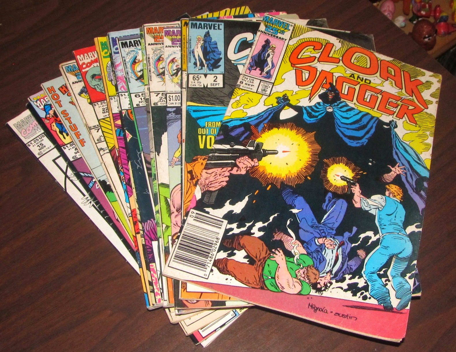 American comic books are more flat wider and longer in length as shown in this picture mangas are smaller thicker and built more like regular books