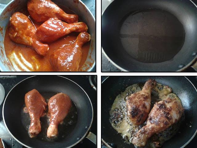 Chicken Drumsticks Fry