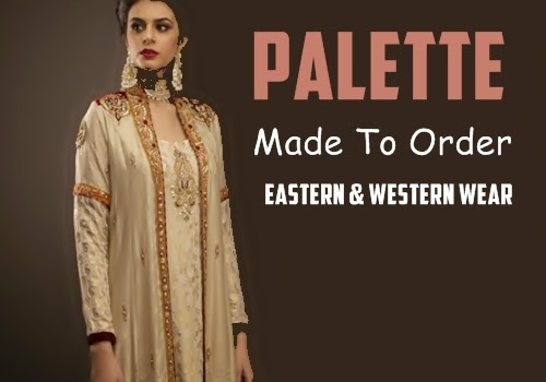 Palette Made To Order Dreses