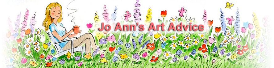 Jo Ann's Art Advice