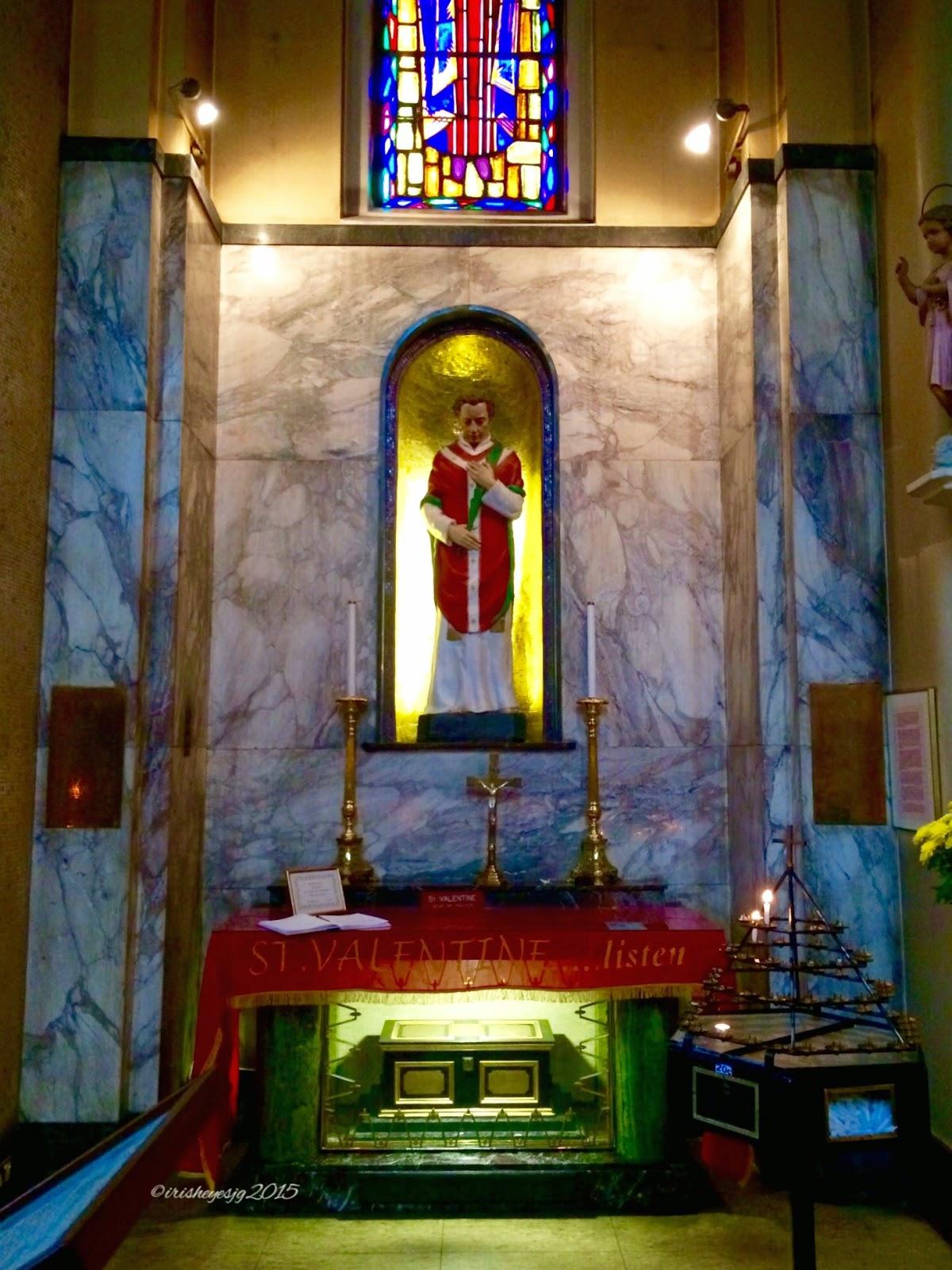 St. Valentine In Dublin