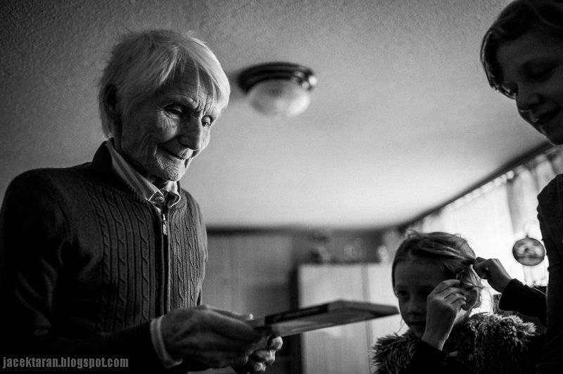 fotografia rodzinna, portret rodzinny, fotoreportaz, wigilia, fotograf krakow