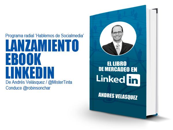 ebook linkedin, linkedin ebook, book linkedin, linkedin ebook, @MisterTinta ebook, @MisterTinta