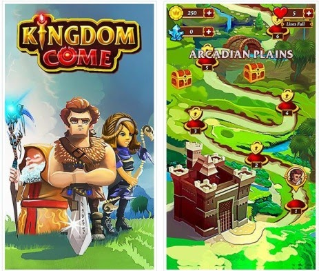Kingdom Come - Puzzle Quest Android Apk File