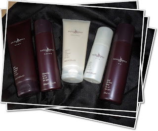 Neal and wolf haircare collection