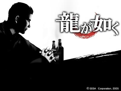 Yakuza Game Wallpaper