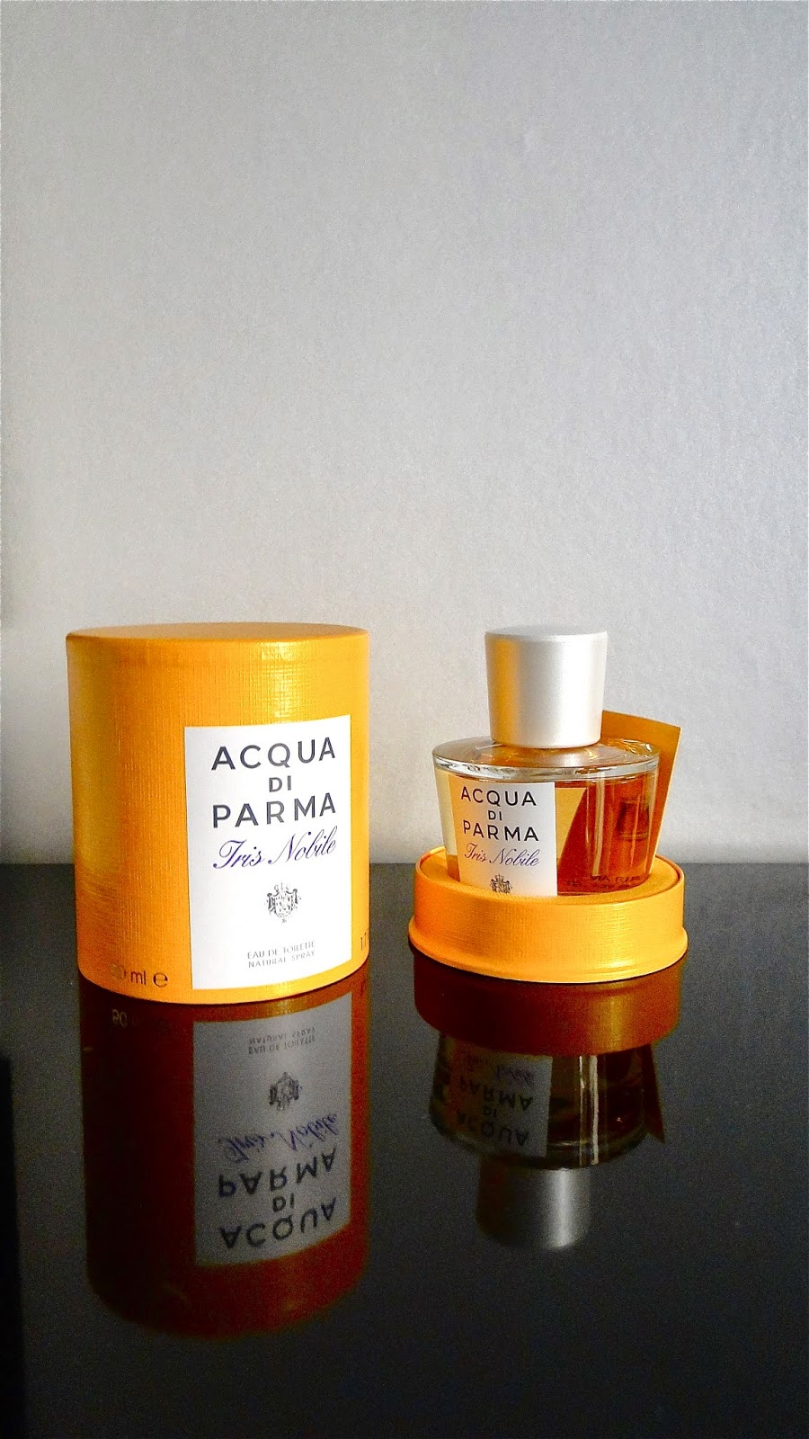 Parfum Iris Queen Italie Orange