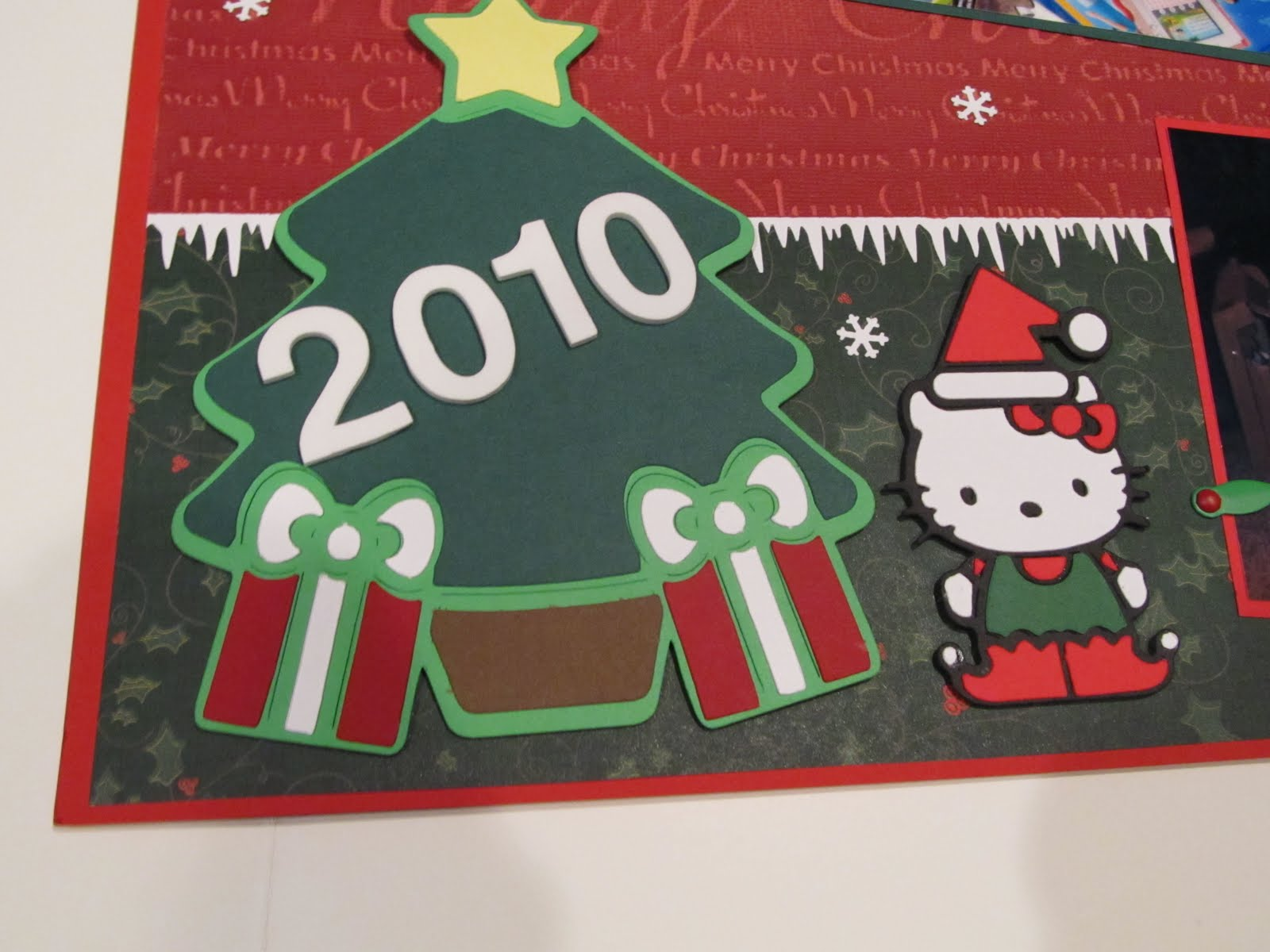 Creative cricut designs more hello kitty merry christmas hello kitty greetings cricut cartridge hello kitty 3 14 tree 6 title 2 34 m4hsunfo