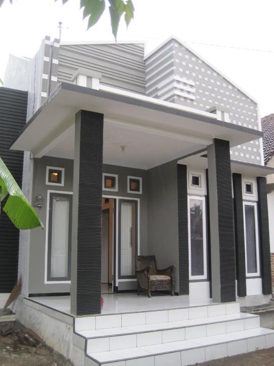 model dak rumah sederhana