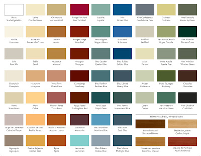 Serendipitous Home Beach Inspired Colour Pallette And