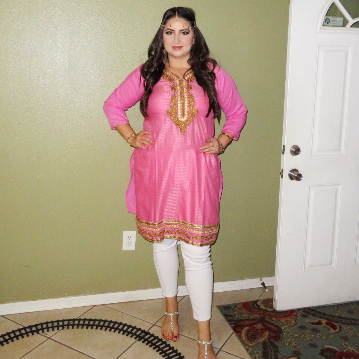 What to Wear to an Arabian Nights Party | Bellaflair