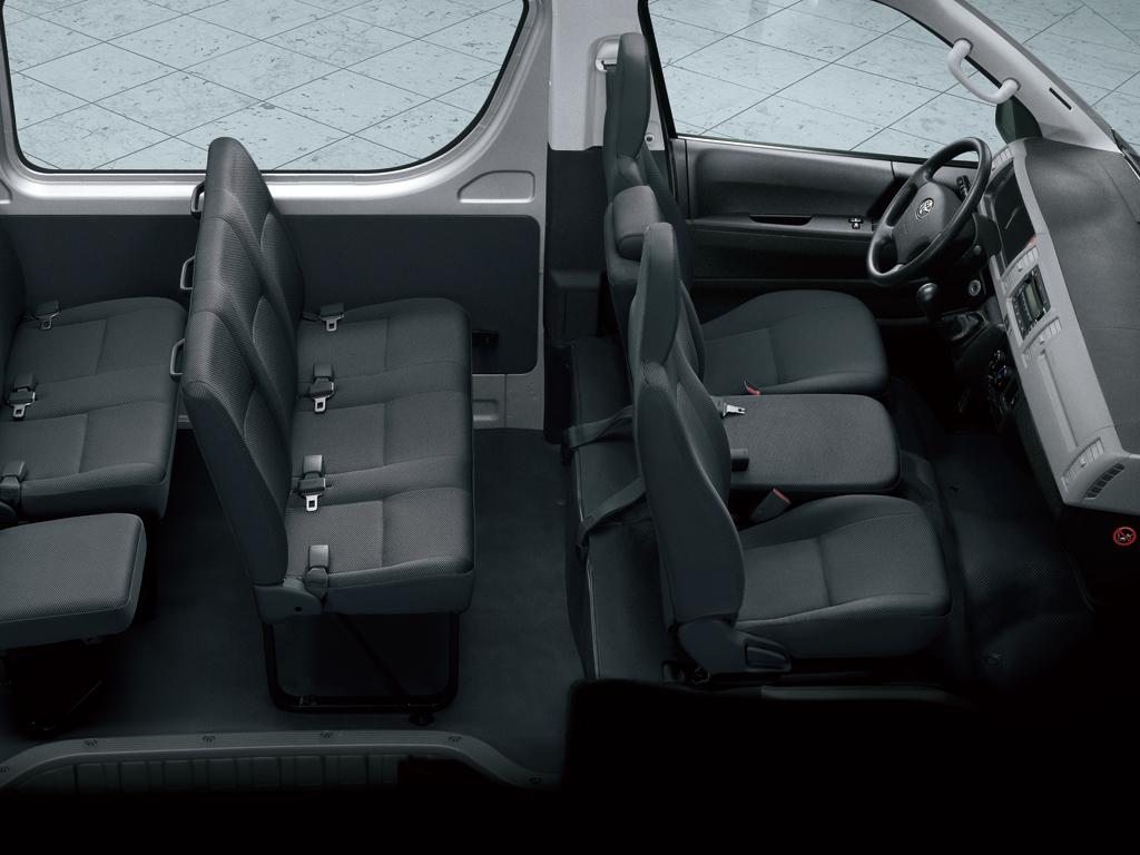 AUTO REVIEW: Toyota Hiace Series