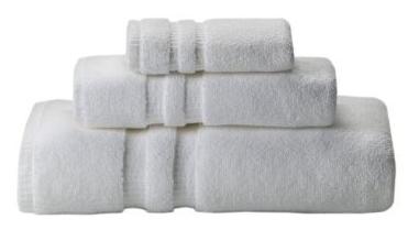 Stock up on well priced white towels! We have had house guests who