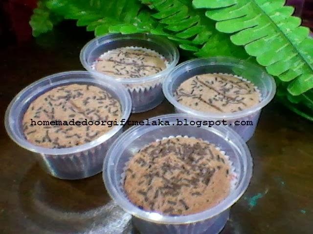 Muffin doorgift Melaka