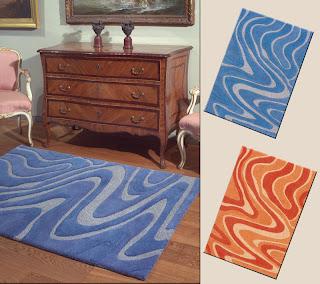 tappeti shaggy soggiorno coloratissimi e bellissimi | TAPPETI SHAGGY ...