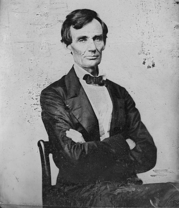 The Civil War Of The United States Abraham Lincoln Born