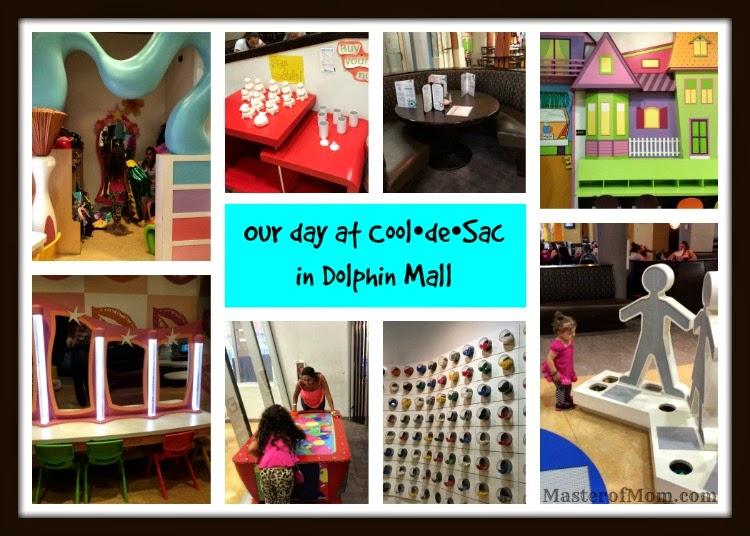 Cool de Sac at Dolphin Mall in Miami, Florida