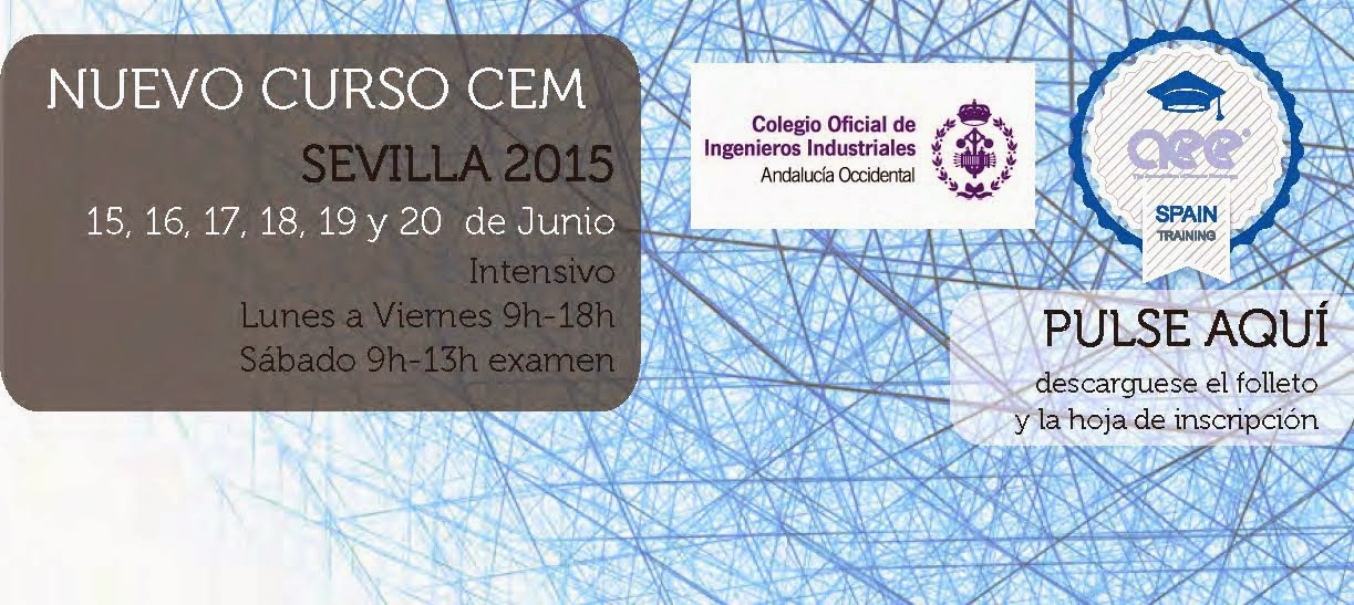 Curso CEM© Sevilla Junio 2015
