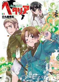 Hetalia: Axis Powers 2009 poster