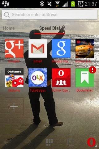 Download Opera Mini Transparan Untuk Android