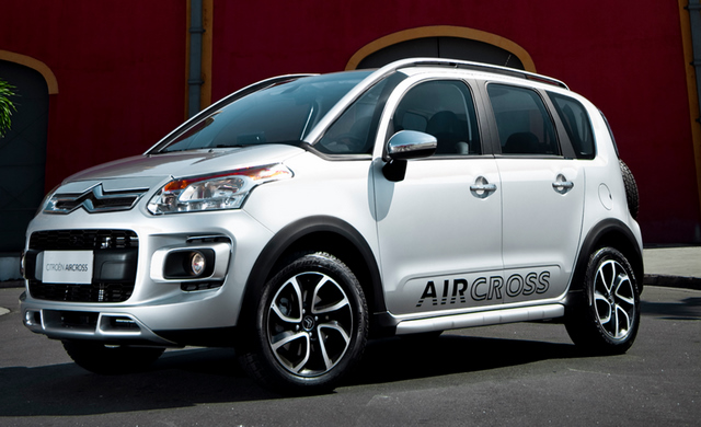 auto blog citroen c3 aircross. Black Bedroom Furniture Sets. Home Design Ideas