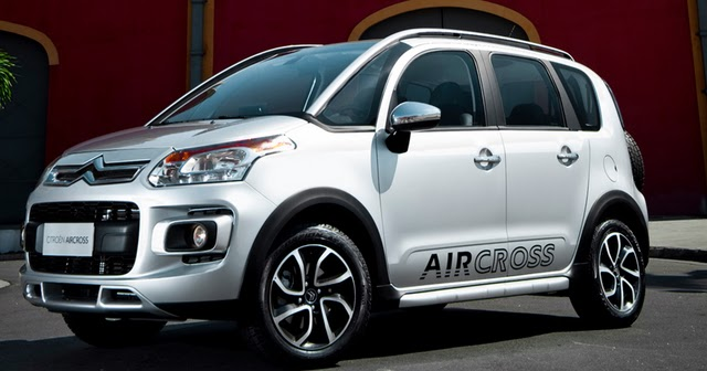 citroen c3 aircross fotos e v deo screensaver. Black Bedroom Furniture Sets. Home Design Ideas