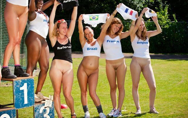 atlet cantik olimpiade kencing terjauh wanita ini