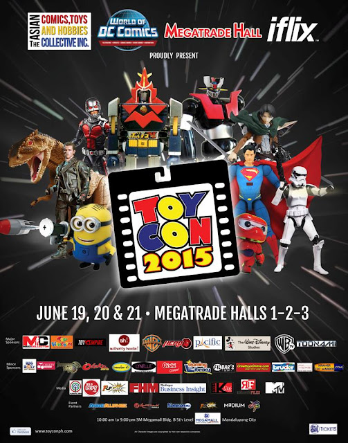 Philippine ToyCon 2015 official poster image 00