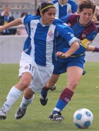 Kenty Robles futbolista mexicana y del FC Barcelona