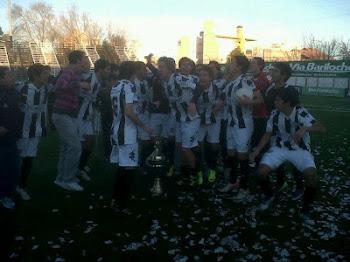 Cipolletti Campeón Apertura 2012