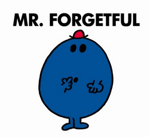 Mr Forgetful