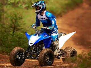 Yamaha pictures 2013 Raptor 125 ATV 1