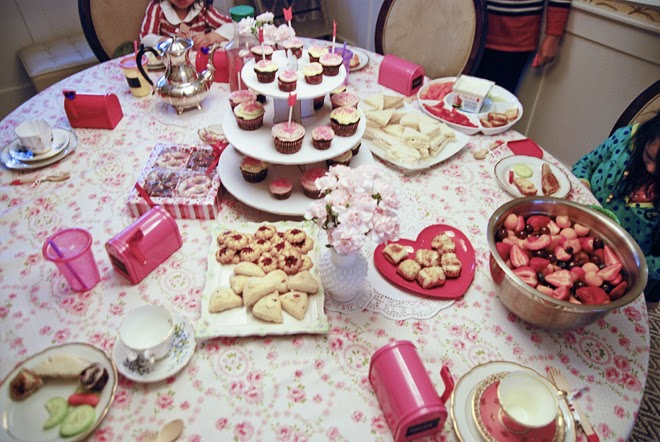 s day tea party