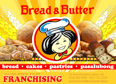 Bread & Butter, Your Family Bakeshop for All Seasons!