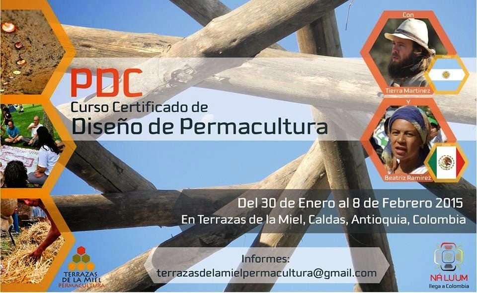 PDC Curso Certificado de Diseño de Permacultura
