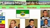 PORTAL DE TRANSPARENCIA DA CÂMARA MUNICIPAL DE GUAMARÉ/RN
