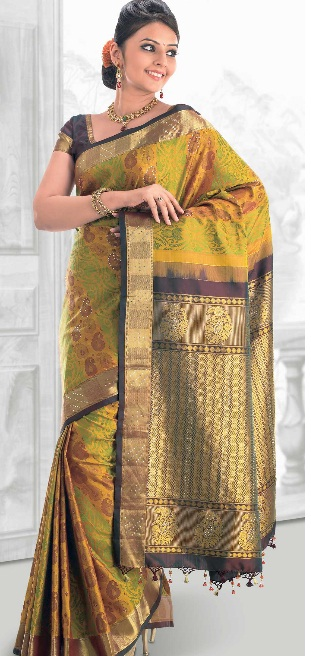kanchipuram marriage sarees