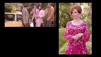 Mad Men (TV-Show / Series) - Season 7 'The Final Episodes' Teaser Trailer - Screenshot