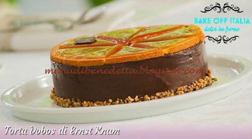Torta Dobos ricetta Knam da Bake Off Italia 3