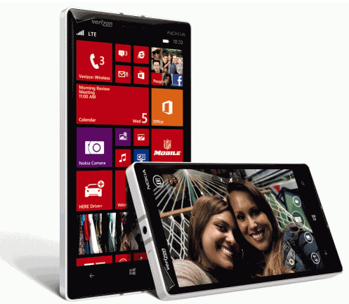 Nokia Lumia Icon in Verizon Wireless