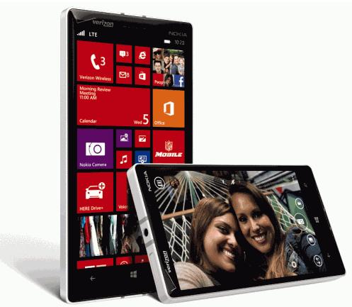 Nokia Lumia Icon in Verizon Wireless