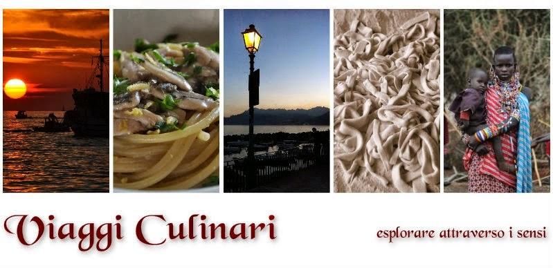 viaggi culinari