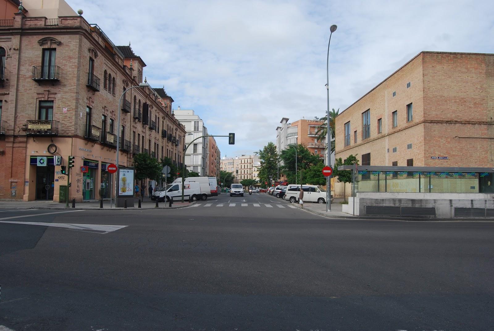 calle gonzalo bilbao sevilla: