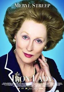 Iron Lady poster
