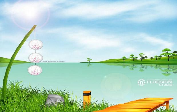Ekosistem adalah suatu sistem ekologi yang berlangsung antara mahluk hidup dengan lingkung Ekosistem Air Tawar dan Contohnya