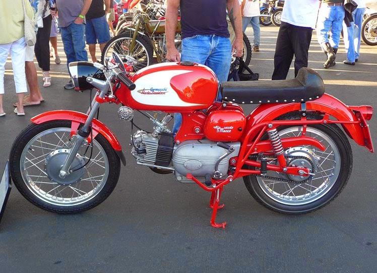 1962 Aermacchi Harley Davidson Ala Verde 250