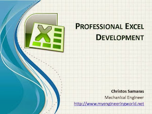 Professional Excel Development