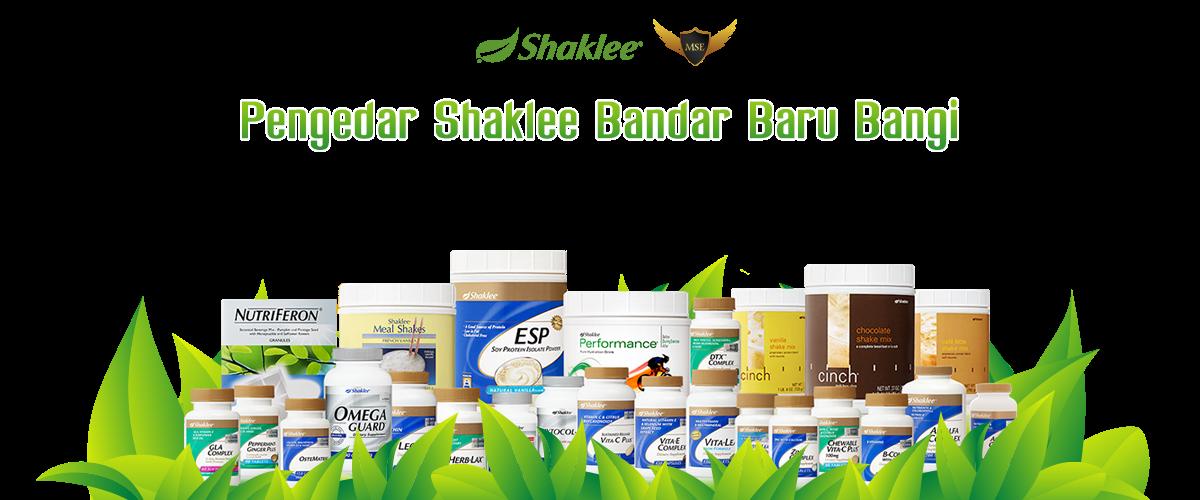 Pengedar Shaklee | Kedai Vitamin Bandar Baru Bangi