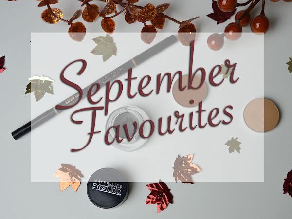 September 2015 Favourites